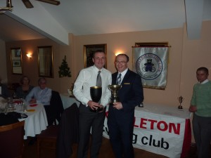 Pete Smith - Men's Best Allrounder Trophy