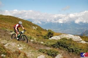 Charlie Evans in Switzerland