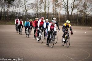 Coaching Group Riding
