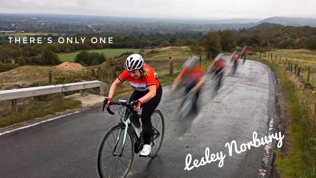 Lesley Hill Climb